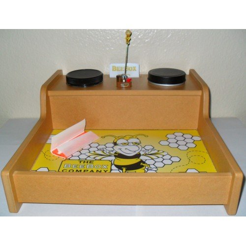 Bee Box Rolling Table - Customized!