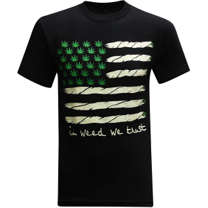 In Weed We Trust - T Shirt