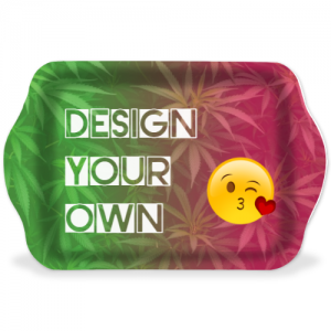 Design Your Own Custom Rolling Tray on Our Website!
