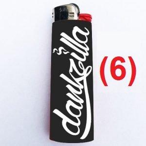 custom dankzilla lighter